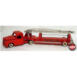 Buddy L Hook and Ladder Firetruck