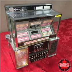 CHOICE of 2: Seeburg Juke Box Table Top Consolette