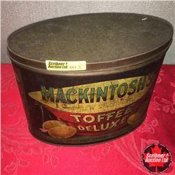 Mackintosh's Toffee Deluxe Tin