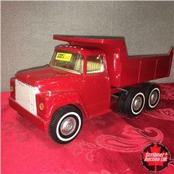 Toy Truck: ERTL Dump Truck (Red)