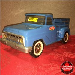 Toy Truck: Tonka Truck Stock Racks (Blue)