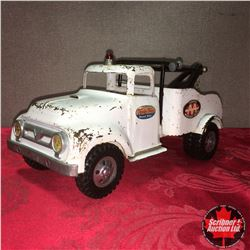 "Toy Truck: Tonka Tow Truck (White) ""AA Wrecker"""