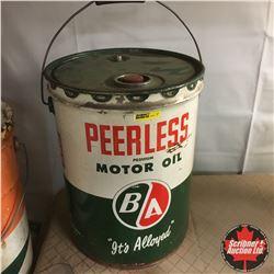B/A Peerless 5 Gallon Pail