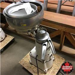 CHOICE of 2 Westfalia Model 175 - Cream Separator