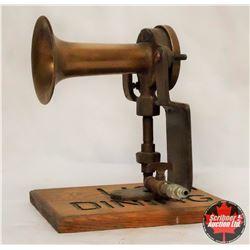Brass Locomotive Horn