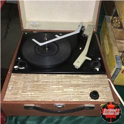 RCA Victor Portable Record Player