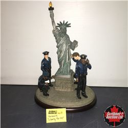 "Vanmark Limited Edition Collectibles : ""Liberty for All"" 284/7500"