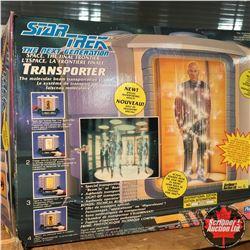 "Playmates Collector Toy: Star Trek Next Generation ""Transporter"" International Edition No. 013191"