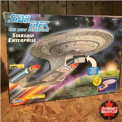 "Playmates Collector Toy: Star Trek Next Generation ""Star Ship Enterprise"" Collectors Edition No. 361"