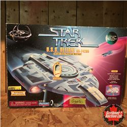 "Playmates Collector Toy: Star Trek ""USS Defiant"""