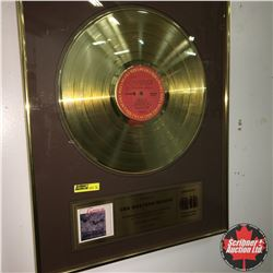 "Gowan ""Gold"" Record Strange Animal April 1985"