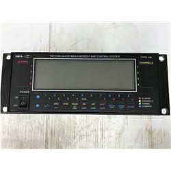 MKS 146C-AAF0M-1 VACUUM GAUGE MEASUREMENT AND CONTROL SYSTEM