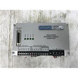 UTICOR 76535 ISOLATED BIDIRECTIONAL ADAPTER