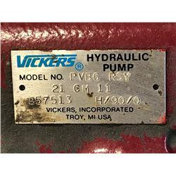 VICKERS PVB6 RSY 21 CM 11 HYDRAULIC PUMP