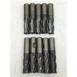 LOT NIAGARA MISC. END MILL *SEE PICS FOR PART #*