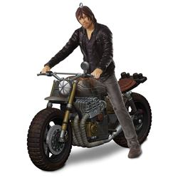NEW WALKING DEAD DARYL RIDES AGAIN TREE ORNAMENT