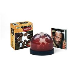 NEW THE WALKING DEAD BLOOD GLOBE