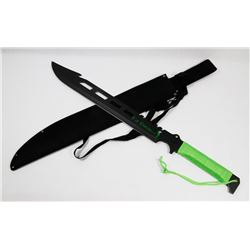 "NEW! 25"" OVERALL ZOMBIE KILLER SWORD WITH"