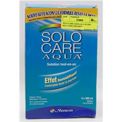 SOLO CARE AQUA ALL IN ONE SOLUTION FOR SOFT