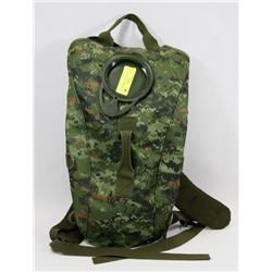 MILITARY IN FIELD CAMEL BACK PACK