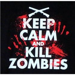 LIFE SAVING TIP #2: HOW TO KILL ZOMBIES
