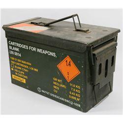 ARMY AMMO BOX