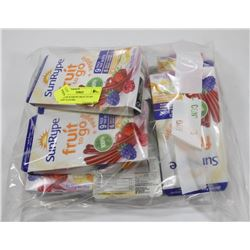 BAG OF SUNRYPE FRUIT TO GO - ASST FLAVORS.