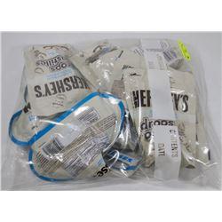 BAG OF HERSEYS COOKIES N CREME DROPS.