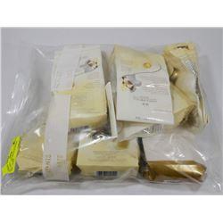 BAG OF LINDT WHITE & GODIVA CHOCOLATE