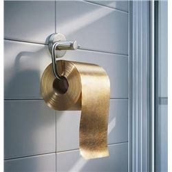 LIFE SAVING TIP #4: TOILET PAPER IS THE NEW GOLD!