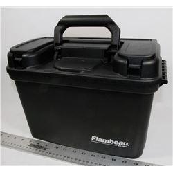 FLAMBEAU FIELD BOX.