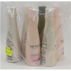 BAG OF ASST NEXXUS SHAMPOO & CONDITIONER