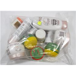 BUNDLE OF ASSORTED HAIR PRODUCTS
