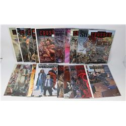 LOT OF 20 COLLECTORS ZOMBIE KILL COMICS