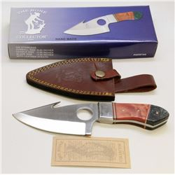 """NEW! THE BONE COLLECTOR 8"""" SKINNING KNIFE"""