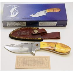 """NEW! THE BONE COLLECTOR 8"""" HUNTING KNIFE"""