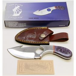 """NEW! THE BONE COLLECTOR 7.25"""" HUNTING KNIFE"""