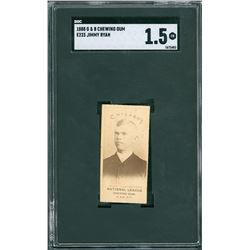1888 G&B Chewing Gum Jimmy Ryan - SGC FAIR 1.5
