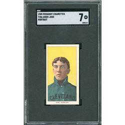 1909 T206 Piedmont Addie Joss – SGC NM 7