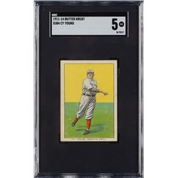 1911-1914 Butter Krust #D304 Cy Young SGC 5 EX