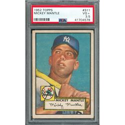 1952 Topps Baseball Complete Set of 407 Cards plus 80 Black Back Variations with (30) PSA Graded inc