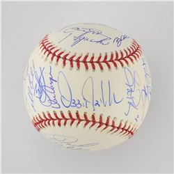 Chicago White Sox 2005 World Series Champions Team Signed Baseball with 26 Signatures