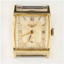 Ralph Kiner's 1950 Look Magazine Longines Gold Filled Wrist Watch