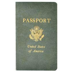 1970s Ralph Kiner Passport