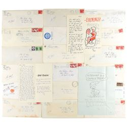 "Ralph Kiner ""Ladies Man"" Love Letters"