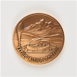 Calgary 1988 Winter Olympics Participation Medal