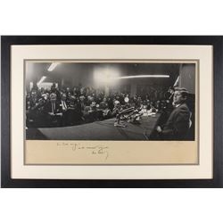 John F. Kennedy 1960 Signed Campaign Photograph