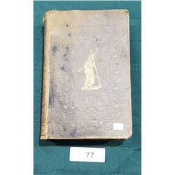1860'S THE PILGRIM'S PROGRESS BY JOHN BUNYAN NOVEL