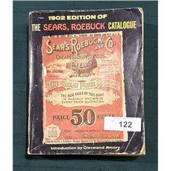 1902 EDITION SEAR & ROEBUCK CATALOGUE