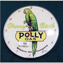 POLLY GAS CLOCK